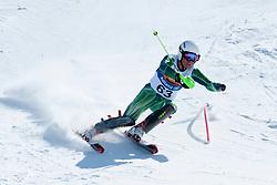 GOURLEY Mitchell, AUS, Slalom, 2013 IPC Alpine Skiing World Championships, La Molina, Spain