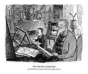 The British Character. A tendency to learn the piano when young
