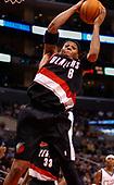 NBA-Portland Trail Blazers at LA Clippers-Dec 18, 2002