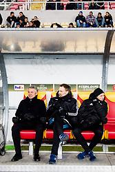 December 7, 2017 - Skopje, MACEDONIA - 171207 KÅ're Ingebrigtsen, head coach of Rosenborg, ahead of the Europa League match between FK Vardar and Rosenborg on December 7, 2017 in Skopje..Photo: Jon Olav Nesvold / BILDBYRN / kod JE / 160096 (Credit Image: © Jon Olav Nesvold/Bildbyran via ZUMA Wire)