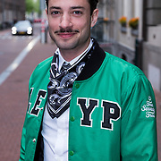 NLD/Amsterdam/20130613 - Inloop feestje Ferry Doedens, Valerio Zeno