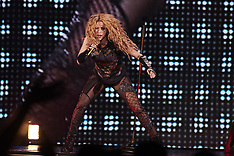Shakira Performs at WiZink Center in Madrid - 03 July 2018
