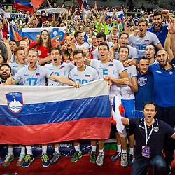 20151017: BUL, Volleyball - 2015 CEV Volleyball European Championship Men, Slovenia vs Italy