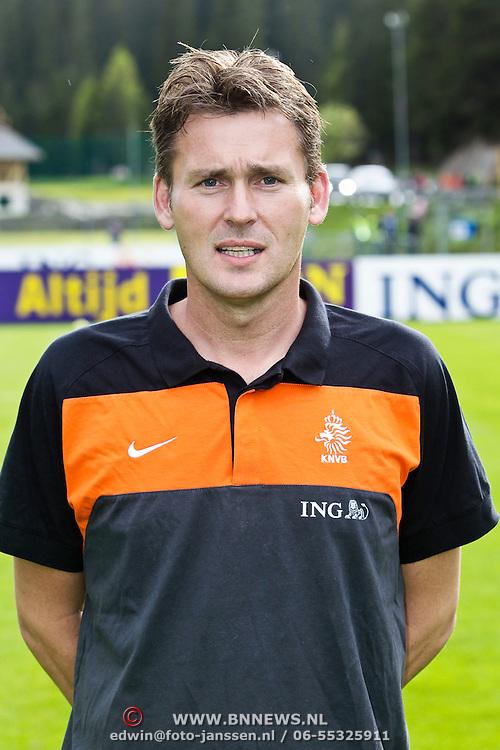 AUS/Seefeld/20100529 - Training NL Elftal WK 2010, Ruud Hesp