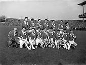 1958 Interprovincial Hurling League Munster v Leinster