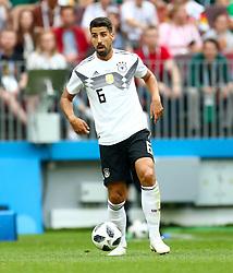 Germany's Sami Khedira