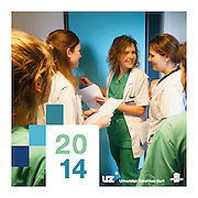 Annual report 2014 UZ Gent