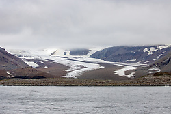 Cook Glacier, Saint Andrews Bay