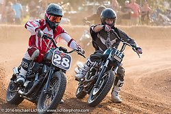 Hooligan racing at the 2016 ROT (Republic of Texas Rally). Austin, TX, USA. June 11, 2016.  Photography ©2016 Michael Lichter.