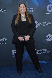 May 14, 2019 - New York, NY, USA - May 14, 2019  New York City..Camryn Manheim attending Walt Disney Television Upfront presentation party arrivals at Tavern on the Green on May 14, 2019 in New York City. (Credit Image: © Kristin Callahan/Ace Pictures via ZUMA Press)