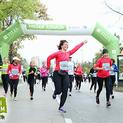 20141026: SLO, Athletics - 19th Ljubljana Marathon 2014 / Pri Zavarovalnici Tilia -10 km - 4.skupina
