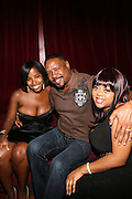 l to r: Cheryl Talley, Dorien Wilson and Countess Vaughn at the Celebrity Catwalk co-sponsored by Alize held at The Highlands Club on August 28, 2008 in Los Angeles, California..Celebrity Catwork for Charity, a fashion show/lifestyle event, raises funds & awareness for National Animal Rescue.