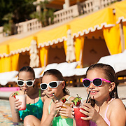Summer 2015 campaign shot on location at Phoenician Resort and Spa in Phoenix, AZ.