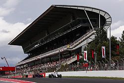 May 13, 2018 - Barcelona, Catalonia, Spain - 09 Marcus Ericsson from Sweden Alfa Romeo Sauber F1 Team C37 during the Spanish Formula One Grand Prix at Circuit de Catalunya on May 13, 2018 in Montmelo, Spain. (Credit Image: © Xavier Bonilla/NurPhoto via ZUMA Press)