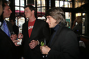Jack Kidd and Sam McLean, PJ's Annual Polo Party . Annual Pre-Polo party that celebrates the start of the 2007 Polo season.  PJ's Bar & Grill, 52 Fulham Road, London, SW3. 14 May 2007. <br /> -DO NOT ARCHIVE-© Copyright Photograph by Dafydd Jones. 248 Clapham Rd. London SW9 0PZ. Tel 0207 820 0771. www.dafjones.com.