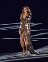 05-08-2016 BRA: Olympic Games day -1, Rio de Janeiro<br /> Openingsceremonie van de Olympische Spelen in Rio / Brazilian model Gisele Buendchen