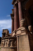 San Francisco Palace of Fine Arts Museum, California, USA