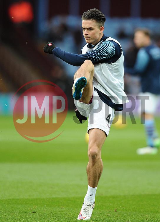 Aston Villa's Jack Grealish  - Photo mandatory by-line: Joe Meredith/JMP - Mobile: 07966 386802 - 20/12/2014 - SPORT - football - Birmingham - Villa Park - Aston Villa v Manchester United - Barclays Premier League