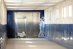 South Africa - Johannesburg - 02 July 2020 - Staff members wearingPersonal protective equipment(PPE)at the Charlotte Maxeke hospital.<br />Picture: Itumeleng English/African News Agency(ANA)