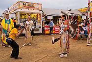 Photographer, Crow Fair Powwow, Crow Indian Reservation, Montana