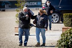 Caremans Dirk, Werner Nicole, <br /> CDI3* Opglabbeek<br /> © Hippo Foto - Sharon Vandeput<br /> 23/04/21