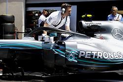 June 22, 2018 - Le Castellet, France - Motorsports: FIA Formula One World Championship 2018, Grand Prix of France, .#77 Valtteri Bottas (FIN, Mercedes AMG Petronas Motorsport) (Credit Image: © Hoch Zwei via ZUMA Wire)