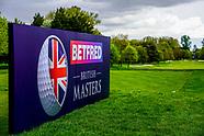 Betfred British Masters 2021