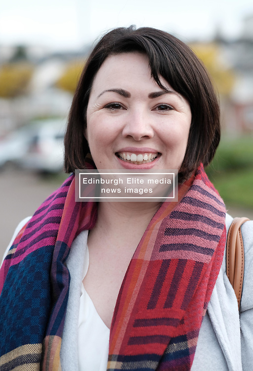 New Scottish Labour leader Richard Leonard, Sunday 19th November 2017<br /> <br /> New Scottish Labour leader Richard Leonard meets MPs, MSPs and volunteers on his first day in charge.<br /> <br /> Pictured: Monica Lennon<br /> <br /> (c) Alex Todd | Edinburgh Elite media