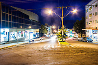 Avenida Brasil. São Lourenço do Oeste, Santa Catarina, Brasil. / <br /> Brasil Avenue. São Lourenço do Oeste, Santa Catarina, Brazil.