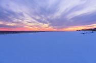 Beach Snow, Quogue, NY