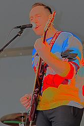 Make Music Normal festival - the Normal Theatre.Make Music Normal festival - the Normal Theatre.  Band name: Shinzon