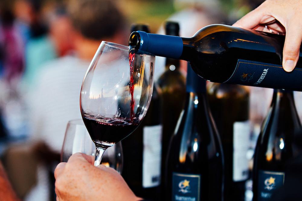 Northstar Winery Harvest Dinner