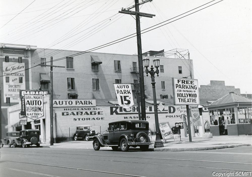 1930 Highland Ave. at Selma Ave.