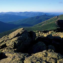 Mt. Lafayette. Franconia Ridge. Appalachian Trail.  White Mountain N.F., NH