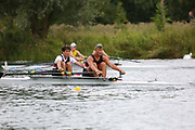 Race: 142  J15.2x  Final<br /> <br /> Peterborough Summer Regatta 2018 - Sunday<br /> <br /> To purchase this photo, or to see pricing information for Prints and Downloads, click the blue 'Add to Cart' button at the top-right of the page.