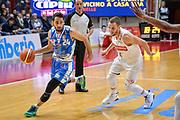 DESCRIZIONE : Varese Lega A 2015-16 Openjobmetis Varese Dinamo Banco di Sardegna Sassari<br /> GIOCATORE : Rok Stipcevic<br /> CATEGORIA : Palleggio Penetrazione<br /> SQUADRA : Dinamo Banco di Sardegna Sassari<br /> EVENTO : Campionato Lega A 2015-2016<br /> GARA : Openjobmetis Varese - Dinamo Banco di Sardegna Sassari<br /> DATA : 27/10/2015<br /> SPORT : Pallacanestro<br /> AUTORE : Agenzia Ciamillo-Castoria/M.Ozbot<br /> Galleria : Lega Basket A 2015-2016 <br /> Fotonotizia: Varese Lega A 2015-16 Openjobmetis Varese - Dinamo Banco di Sardegna Sassari