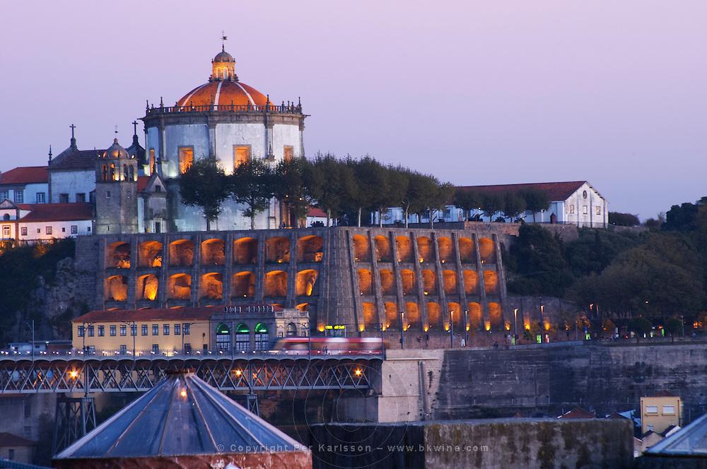 Na Sra da serra do pilar monastery vila nova de gaia porto portugal