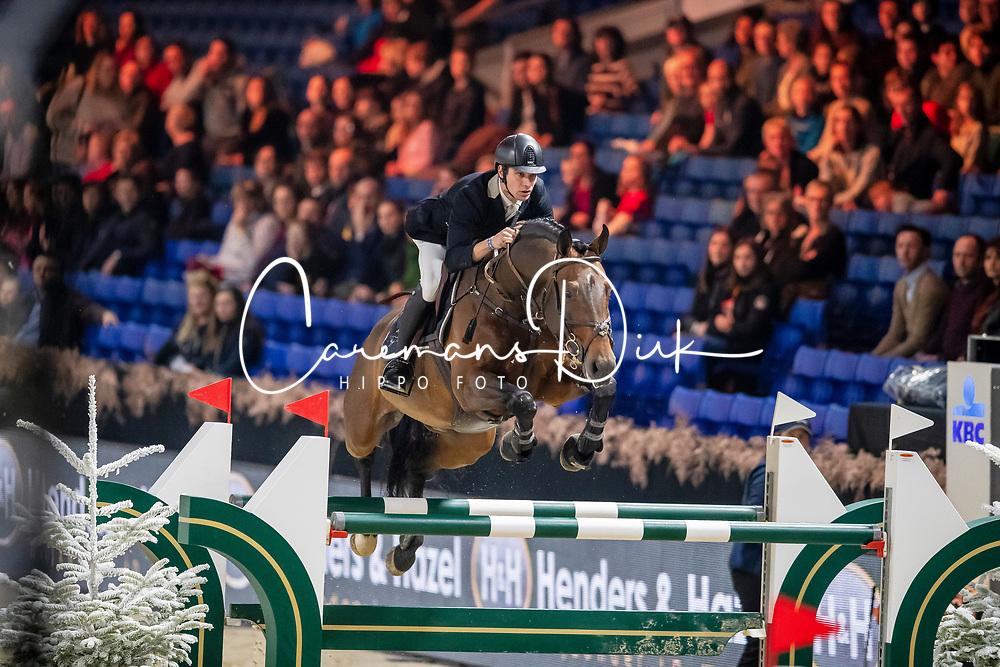 Dekkers Dries, BEL, D&J Havanna<br /> Jumping Mechelen 2019<br /> © Hippo Foto - Dirk Caremans<br />  26/12/2019