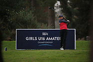 R&A U16 Girls Amateur Championship 2021