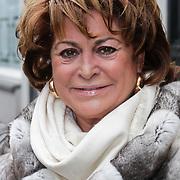 NLD/Den Bosch/20120214 - Valentijnslunch 2012 Addy van den Krommenacker, Christine Kroonenberg