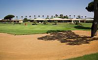 IBEROSTAR  Real Novo Sancti Petri Golf Club  . Clubhuis.  COPYRIGHT KOEN SUYK