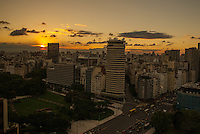 Sunset in Buenos Aires (1)