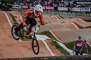 #1 (KIMMANN Niek) NED at the 2016 UCI BMX World Championships in Medellin, Colombia.