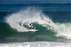 Mikey Wright (AUS) advances to the Quarterfinals of the 2018 Quiksilver Pro France after winning Heat 3 of Round 4 in Hossegor, France.