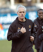 Photo: Kevin Poolman.<br />Luton Town v Wolverhampton Wanderers. Coca Cola Championship. 03/03/2007. Wolves manager Mick McCarthy.
