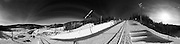 360° panorama selfportrait, the arctic challenge, oslo