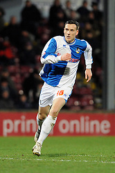 Bristol Rovers' Alan Gow - Photo mandatory by-line: Dougie Allward/JMP - Tel: Mobile: 07966 386802 25/02/2014 - SPORT - FOOTBALL - Scunthorpe - Glanford Park - Scunthorpe United v Bristol Rovers - Sky Bet League Two