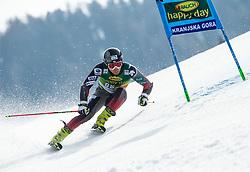 ISHII Tomoya of Japan competes during the Audi FIS Alpine Ski World Cup Men's Giant Slalom 58th Vitranc Cup 2019 on March 9, 2019 in Podkoren, Kranjska Gora, Slovenia. Photo by Matic Ritonja / Sportida