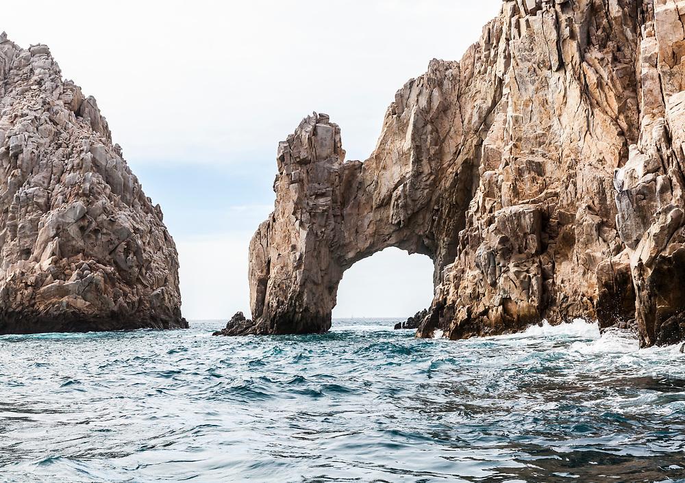 Lands End and El Arco, Cabo San Lucas, B.C.S., Mexico.