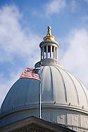 Arkansas State Capital in Little Rock Arkansas